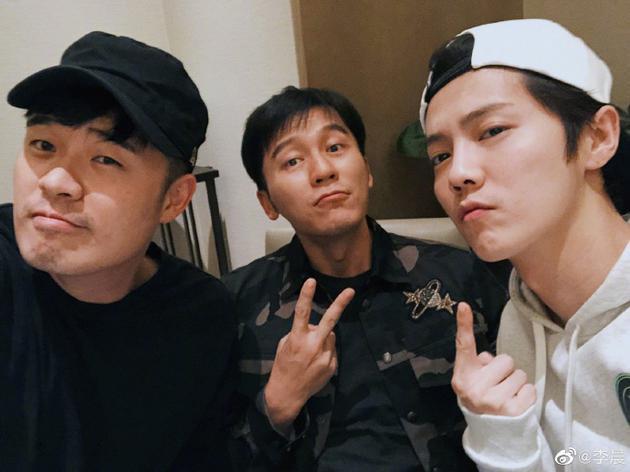 Jerry LI, Michael Chen and Lu Han