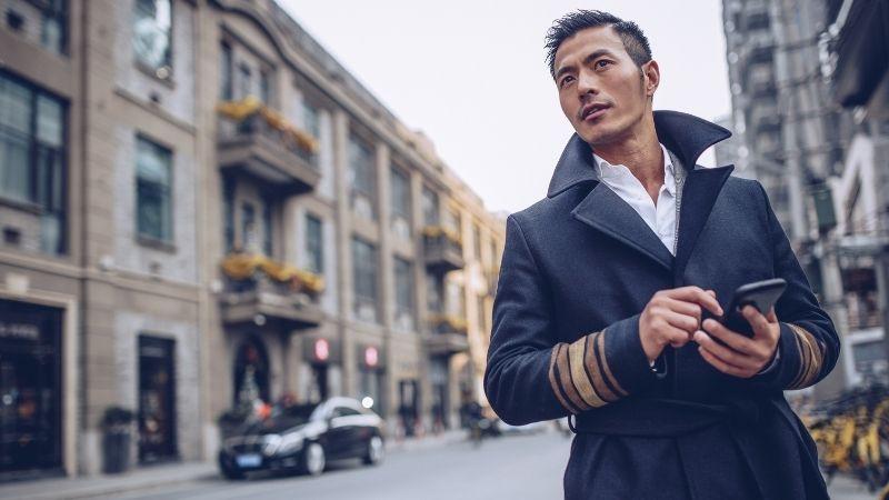 chinese fashion man generation x gen z