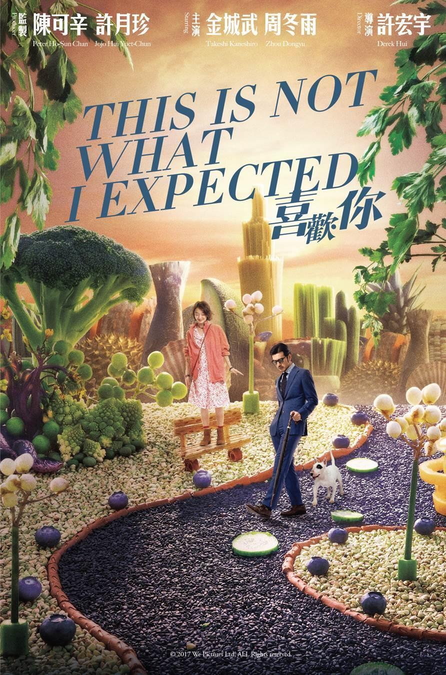 """This is not what I expected"" movie"