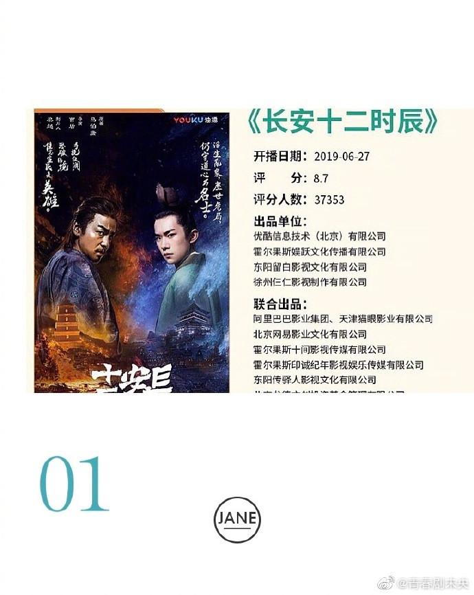 《长安十二时辰》Changan Twelve Hour