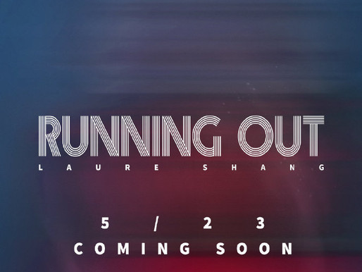 Shang Wenjie /Laure Shang new single Running Out launched