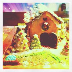 Xmas 2010 Gingerbread House