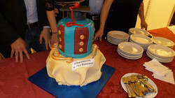 Cake Design with Fondent