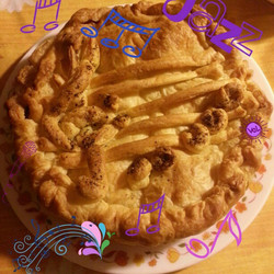 Pentatonic Cake
