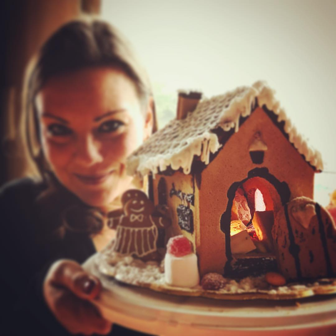 Xmas 2016 Gingerbread House