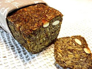 Chleb Vitalny bezglutenowy z Piekarnia Sarnowska