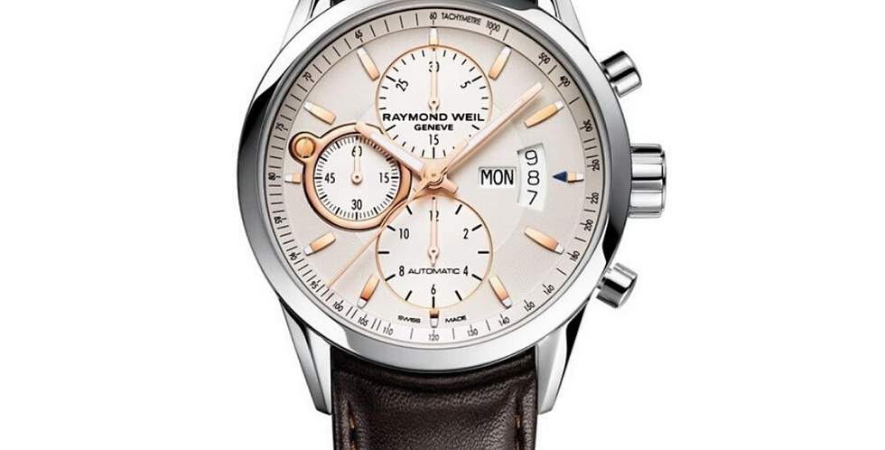 Raymond Weil Chronograph Freelancer Men