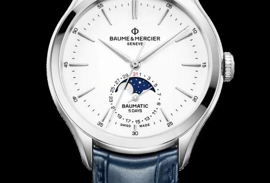 Baume et Mercier Clifton Baumatic | MOA10549