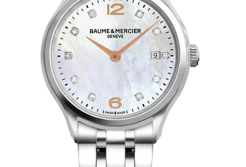Baume et Mercier Clifton | Lady 30 mm | MOA10176