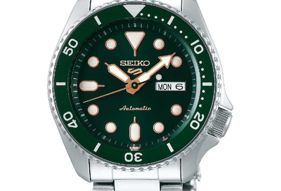 Seiko 5 Sports Automatic herenhorloge (SRPD63K1)