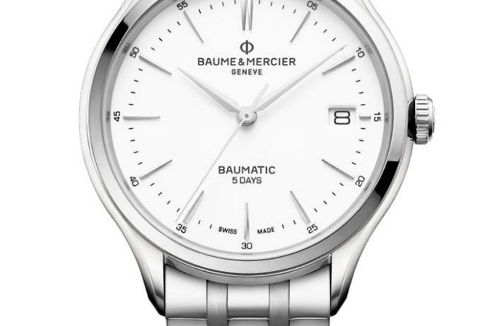 Baume et Mercier Clifton Baumatic | MOA10400