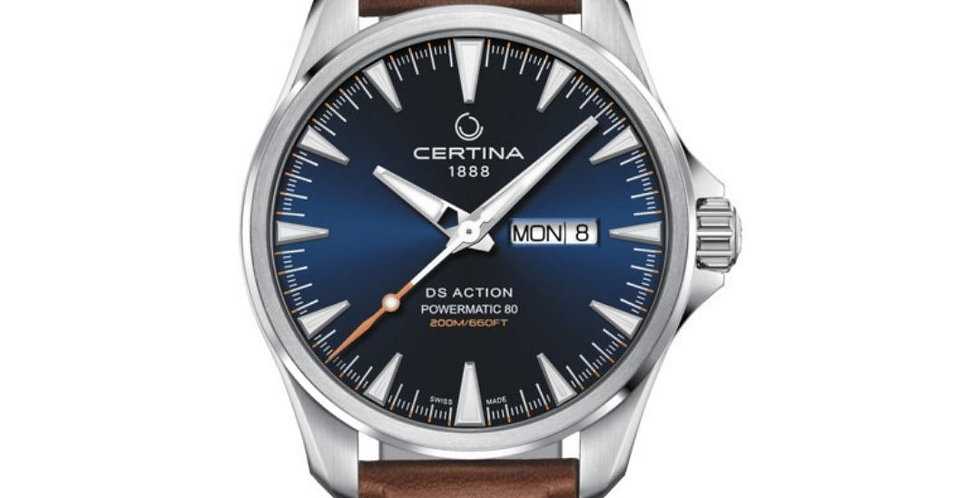 Certina DS Action Day-Date Automatic Men
