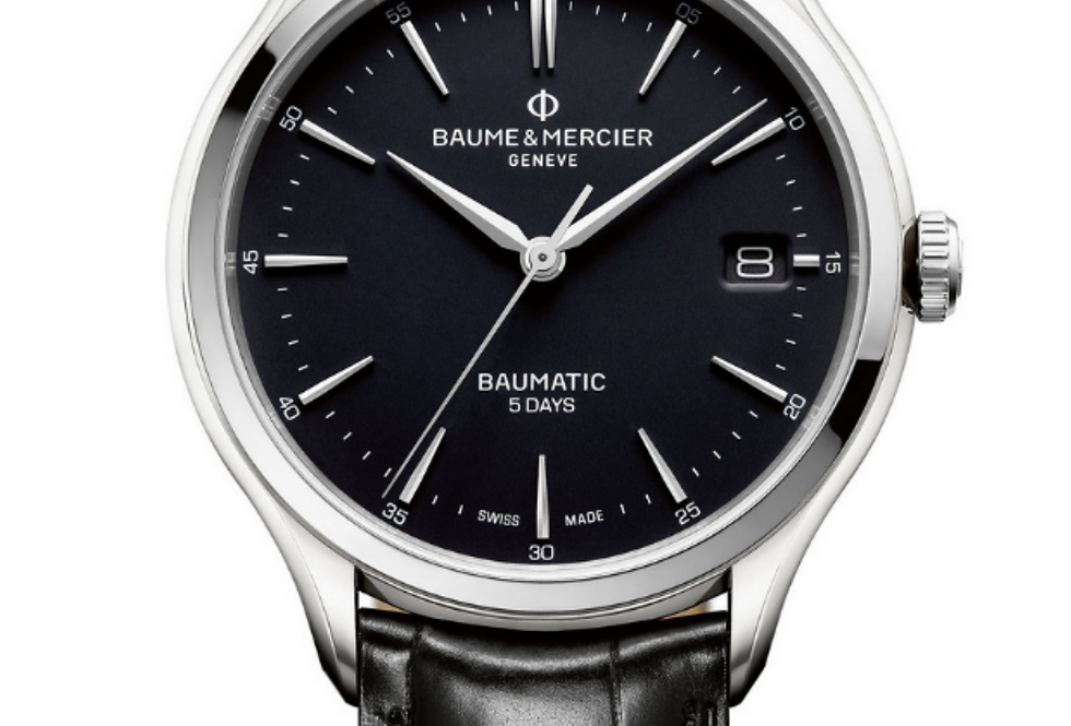 Baume et Mercier Clifton Baumatic | MOA10399