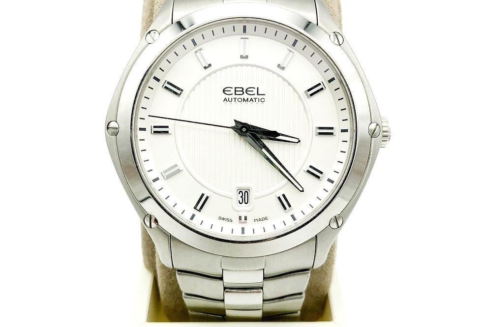 Ebel Sport Classic herenhorloge van edelstaal automaat