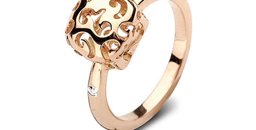 Bigli Mini Sweety Ring met diamant
