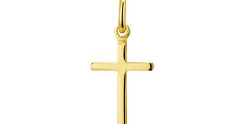 14 krt. Geelgouden kruisje