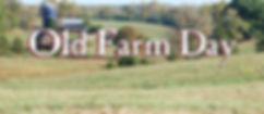 Old Farm Day