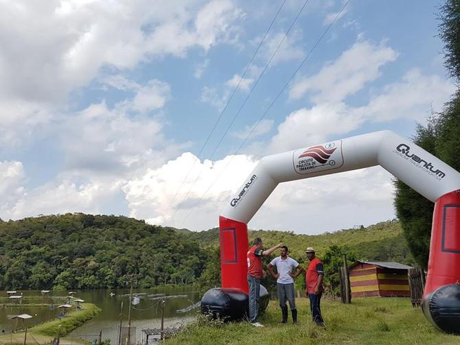 Confira como foi a 1ª Maratona Brasileira de Trekking na Fazenda Kiri