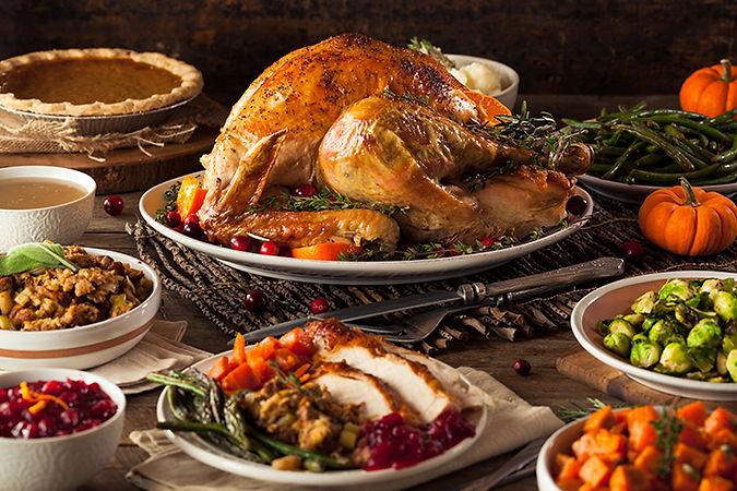 Prime Time Takeover Thanksgiving Dinner
