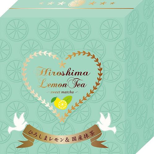 ひろしまレモンティー 国産抹茶
