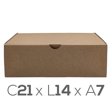 Caixa Montável N°0 - 16x11x4,5