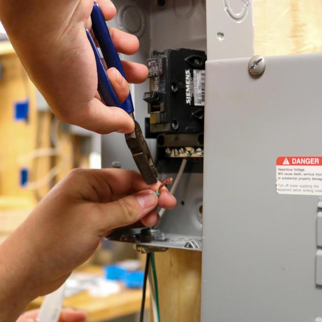 Electrical, Plumbing & HVAC