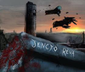 Couverture Jencyo Rêva - Garett
