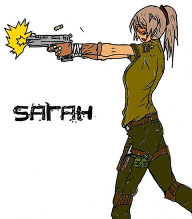 Sarah - Mathilde Link
