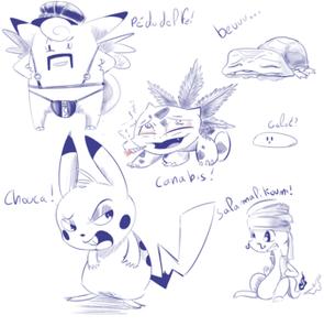 Les Pokémons - Cladz