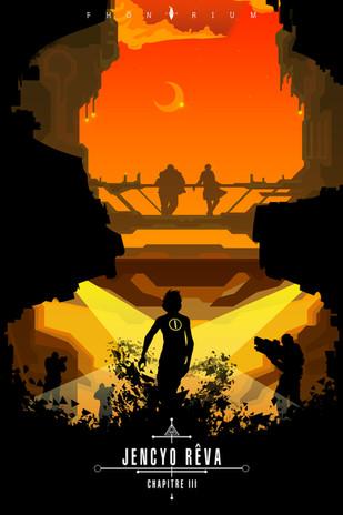 Affiche Jencyo Rêva Chapitre 3 Version 2