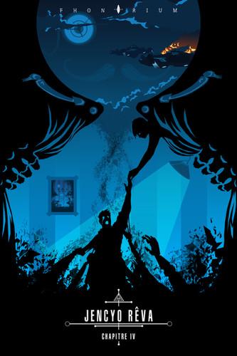 Affiche Jencyo Rêva Chapitre 4 Version 2