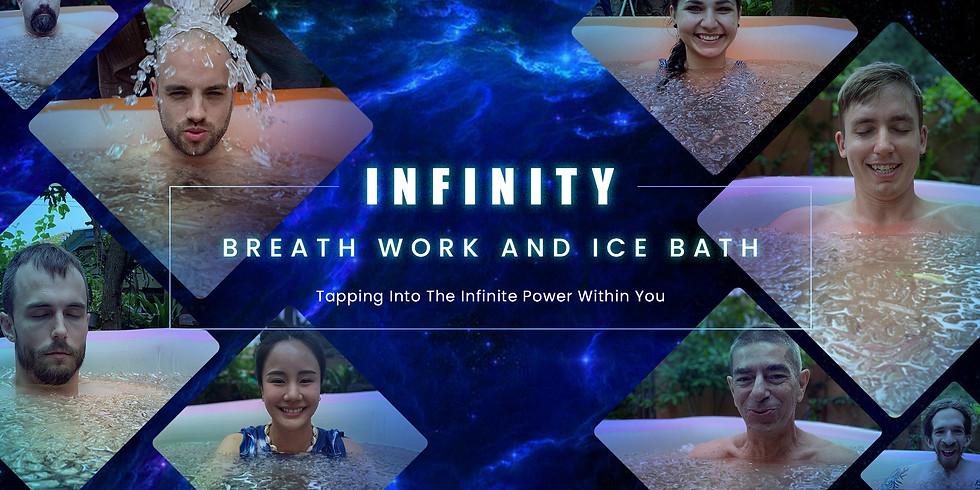 Infinity Breathwork & Icebath Experience #3