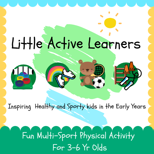 Little Active Learners (3-6yrs)