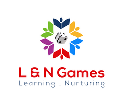 L & N Games Logo - Phonics Games For Kids Store