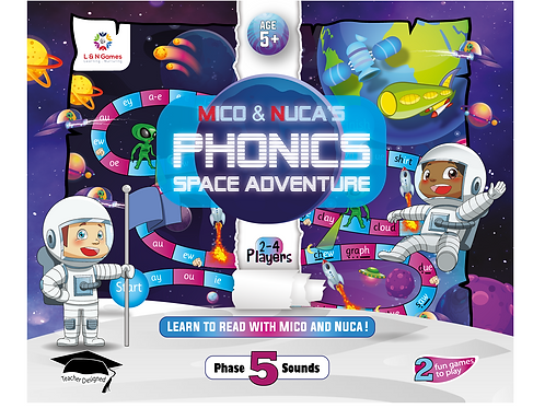 Phase 5 Phonics Game