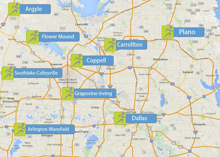 Flower Mound Zip Code Map.Marathon Appliance Appliance Repair Dallas Flower Mound