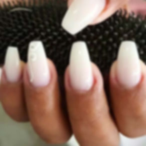 Unhas de Gel Com Nail Art - Kelly Silva