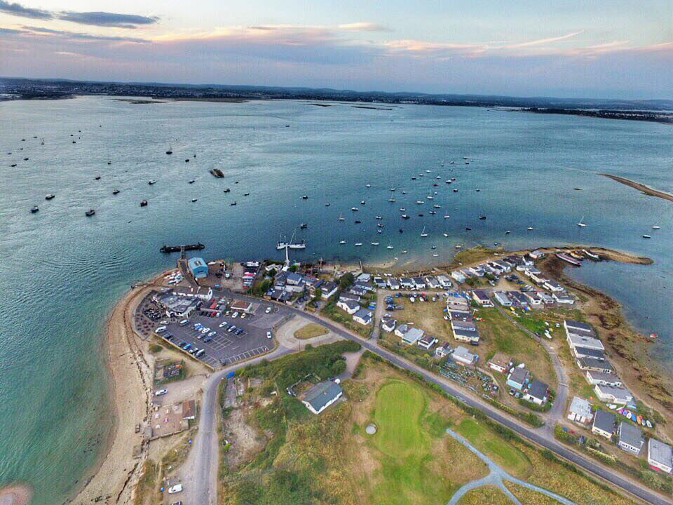 FERRY POINT - HAYLING ISLAND
