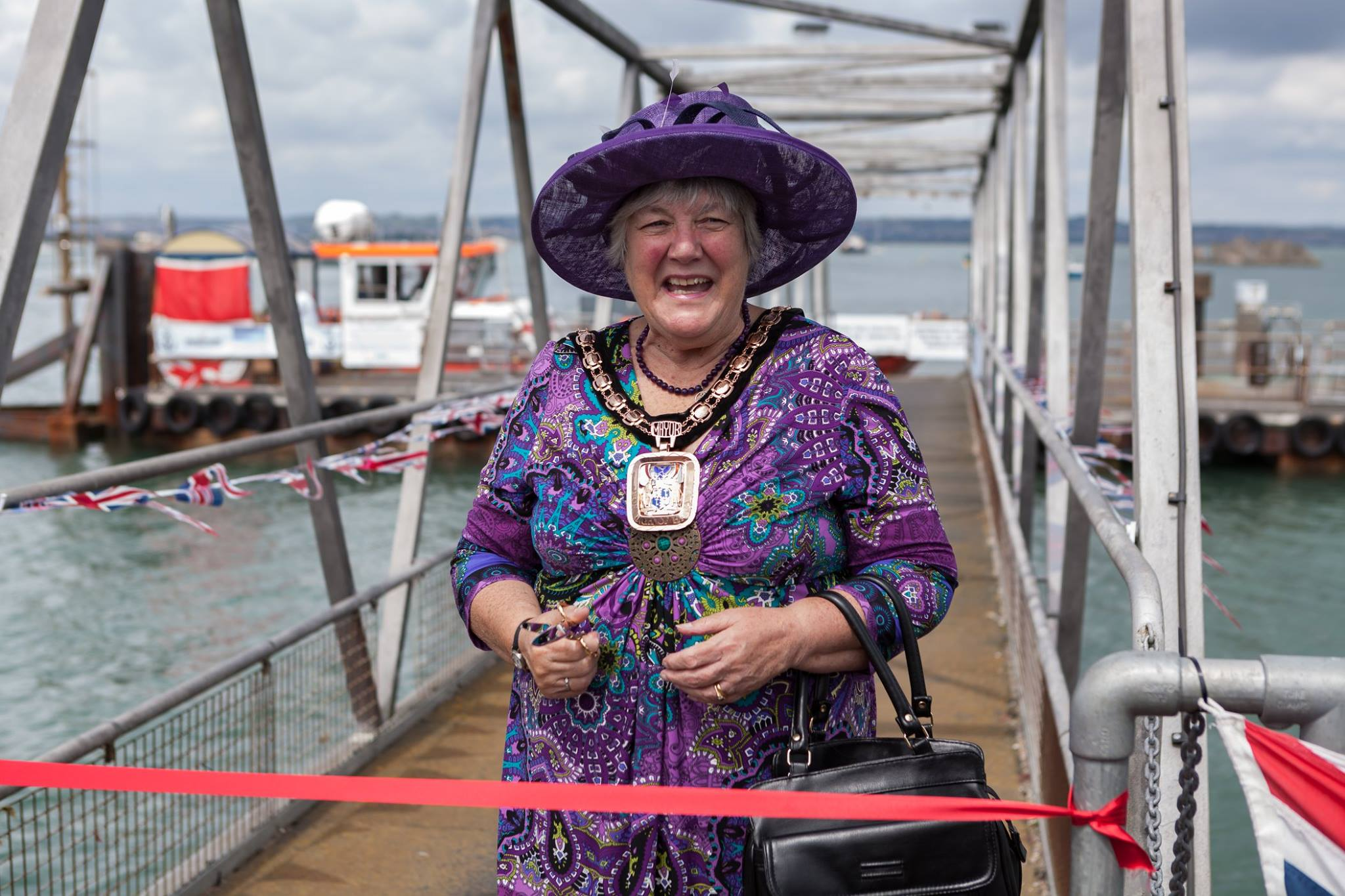 FAITH PONSONBY - MAYOR OF HAVANT