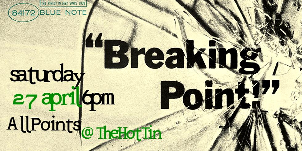 All Points live DJ set @TheHotTin