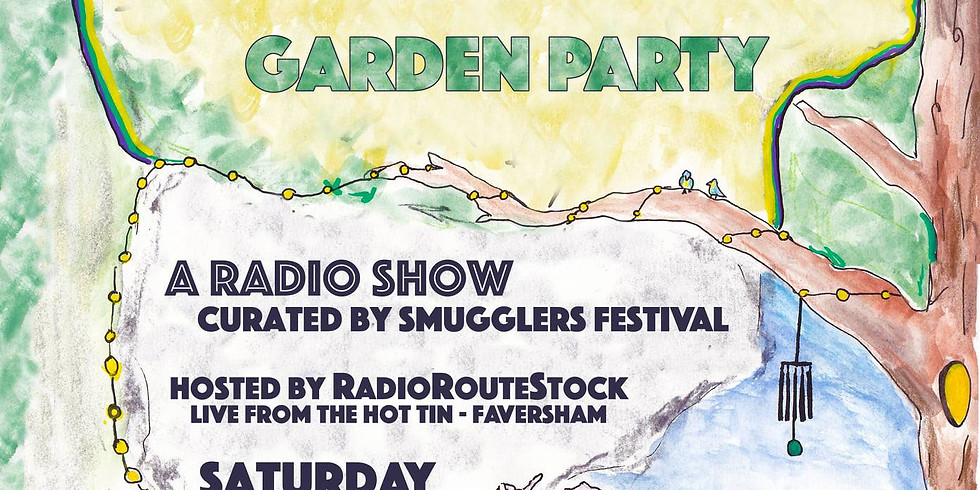 The Great Big Smugglers Garden Party