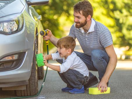 What Can Damage Automotive Paint?