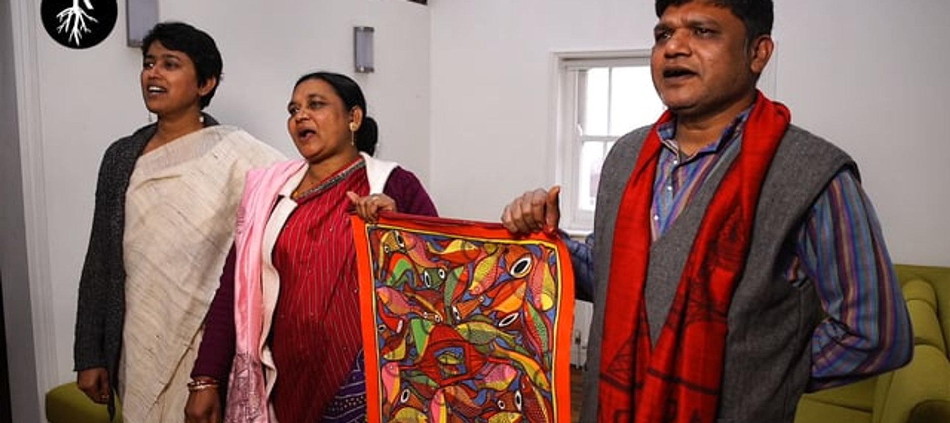 Patua artists
