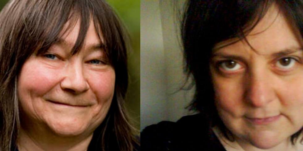Ali Smith + Sarah Wood: Spring/Azure/Boat People