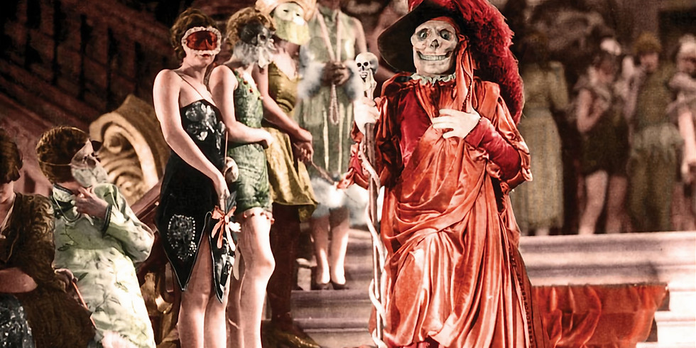 Roy Budd's Phantom of the Opera 1925 silent film with live orchestra at The Barbican