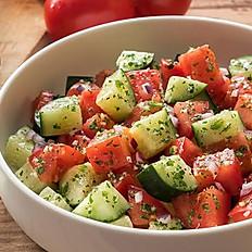 Tomatoe & Cucumber Salad