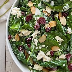 Cranberry Almond Salad