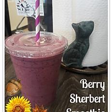 Berry Sherbert Smoothie