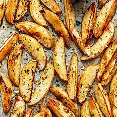 Baked Potatoe Wedges