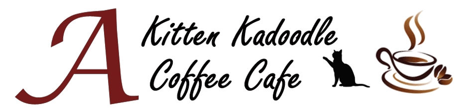 a kitten kadoodle coffee cafe log 11-22-
